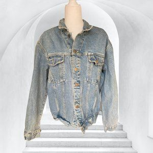 Vintage Guess By Georges Marciano Denim Jacket